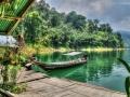 Cheow Lan Lake HDR 1