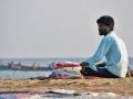 kerala beach seller