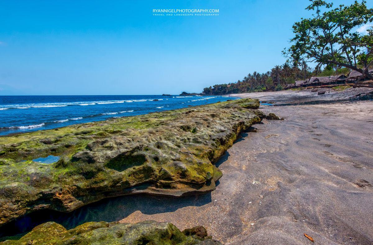 Karandangan Beach West Lombok