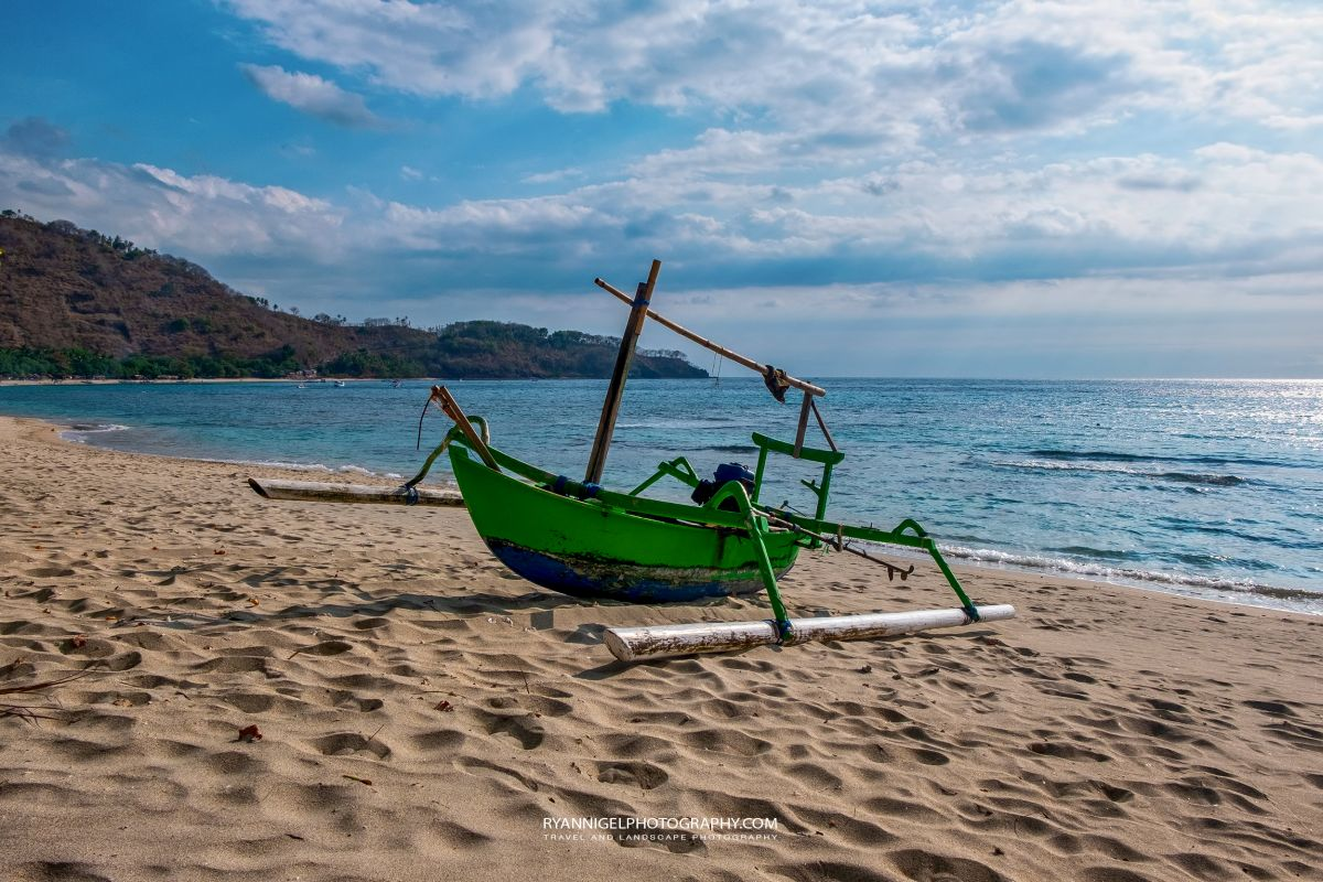 Nipa Beach West Lombok