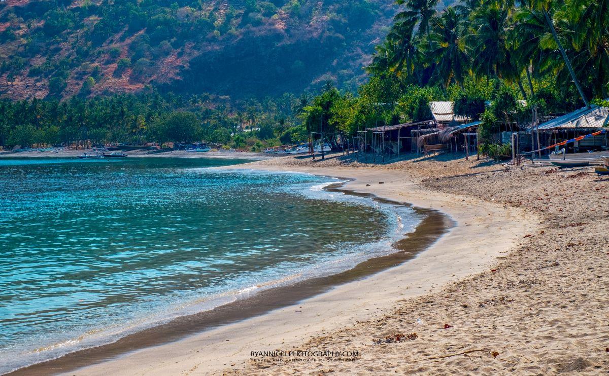 Pandanan Beach West Lombok
