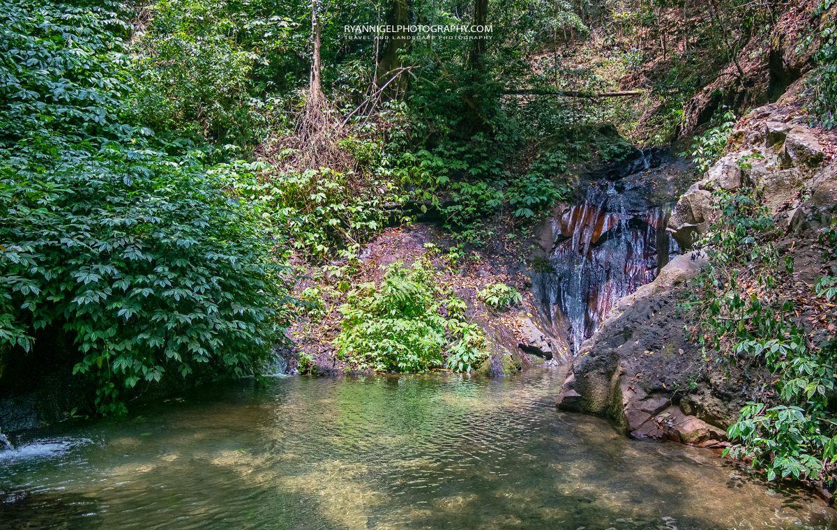 Madjet Kokong Fresh water spring North Lombok
