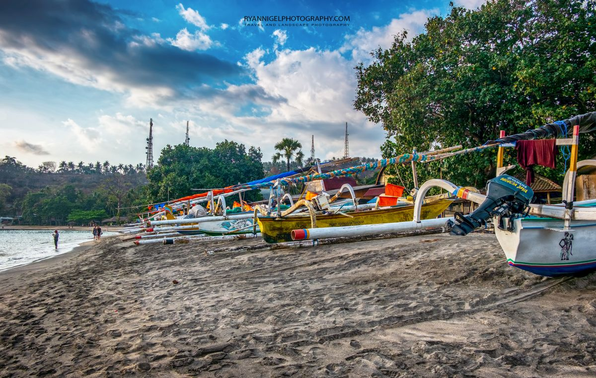 Senggigi Beach West Lombok