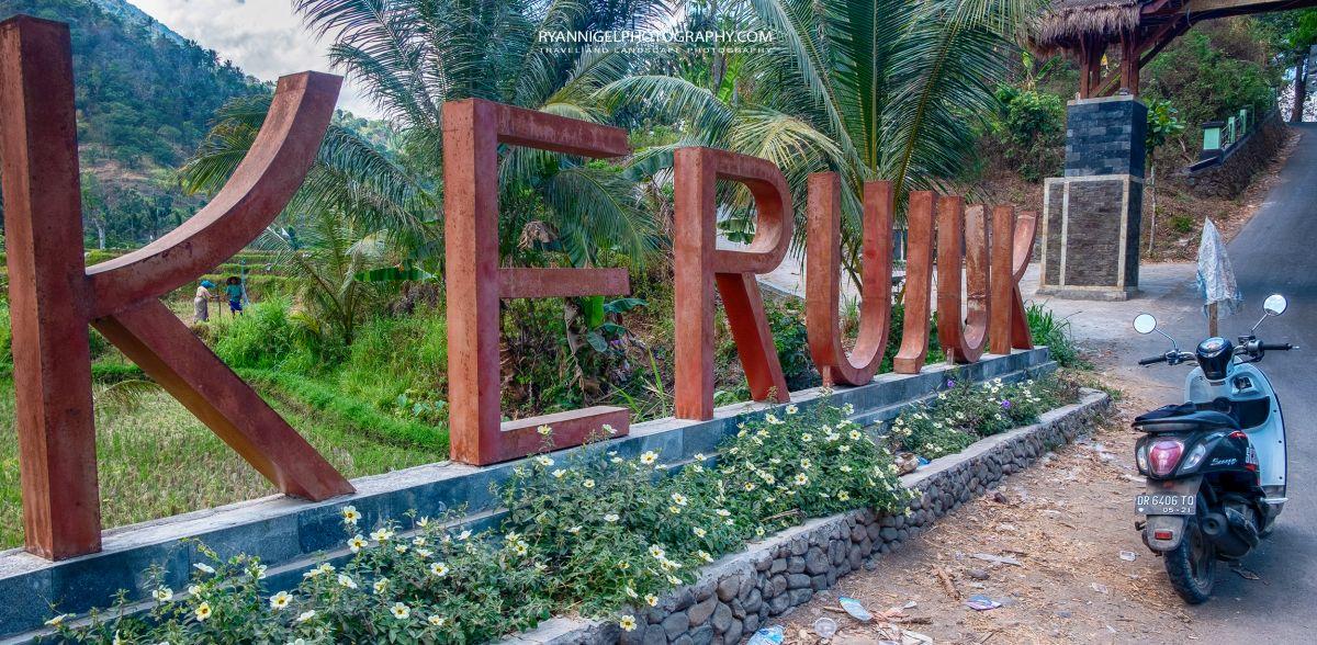 Kerujuk Eco Village North West Lombok