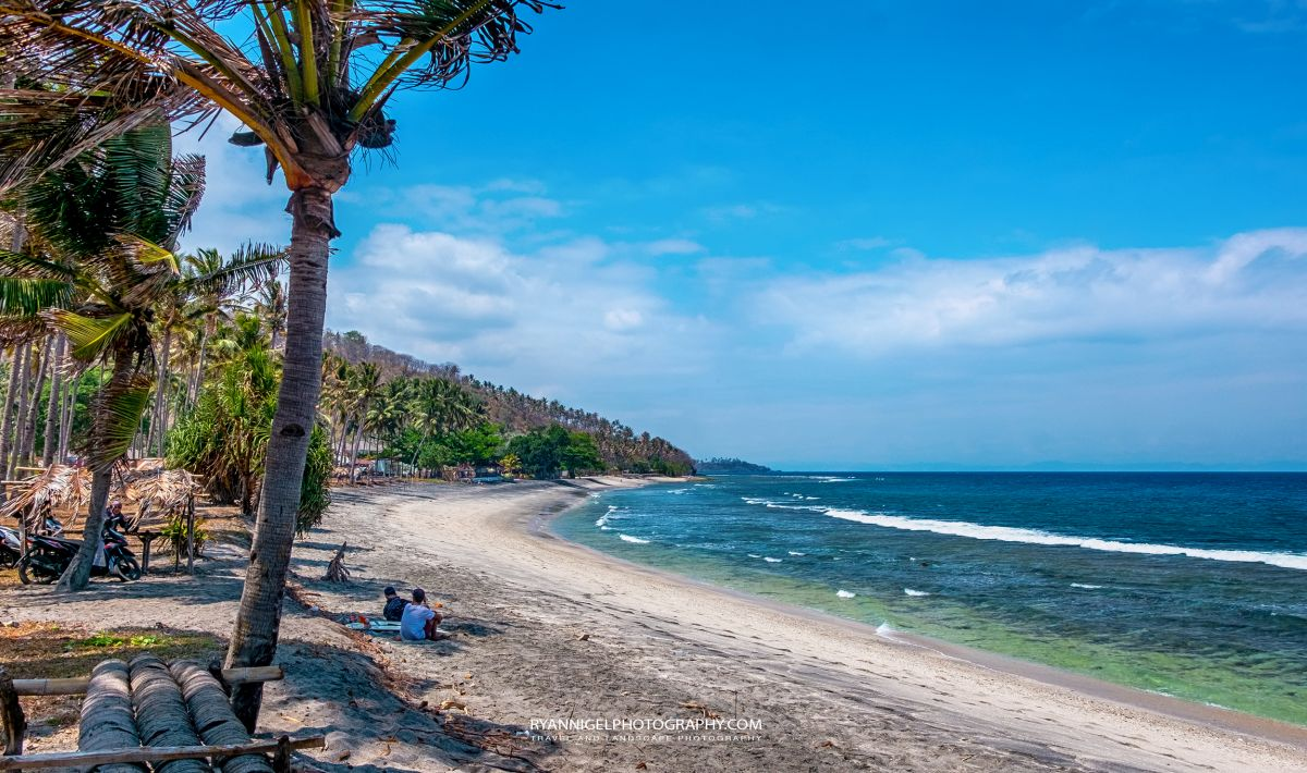 Lendang Luar Beach West Lombok