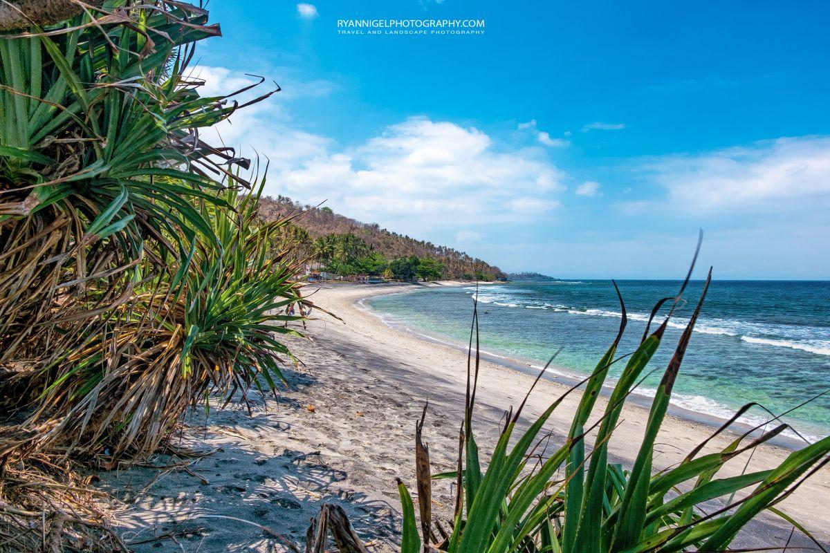 Lendang Luar Beach West Lombok