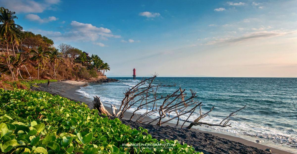 Kerandangan Beach West Lombok