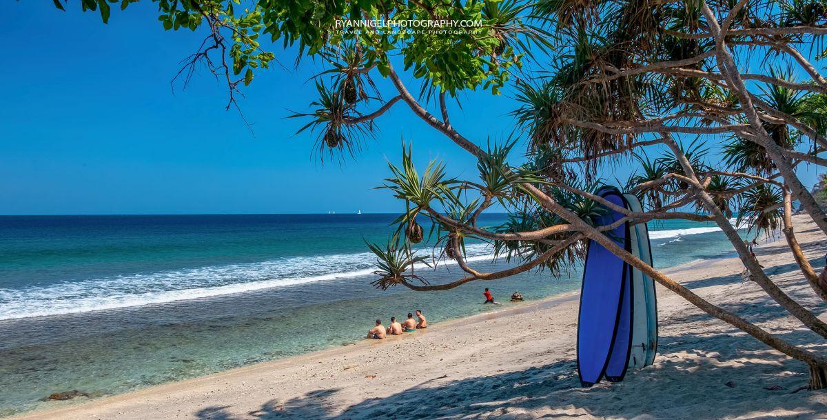Mangsit Beach West Lombok