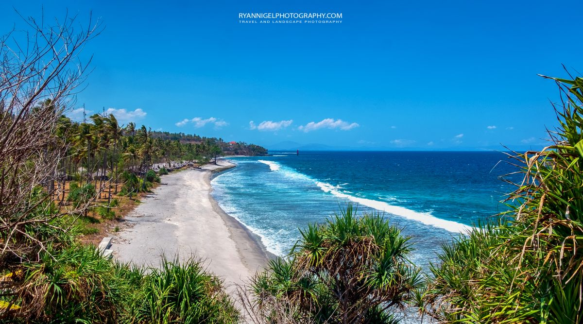 Karandangan Beach, West Lombok