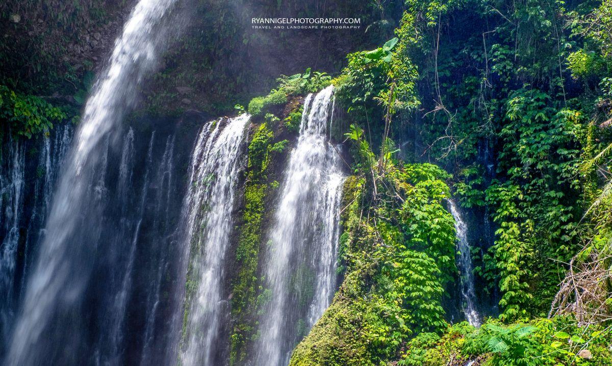 Tiu Kelep Waterfall Senaru North Lombok