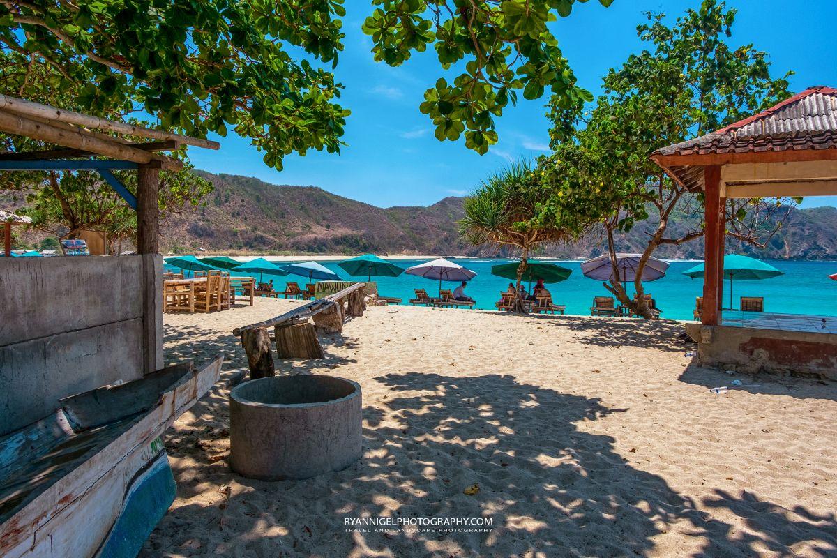 Mawun Beach South Lombok