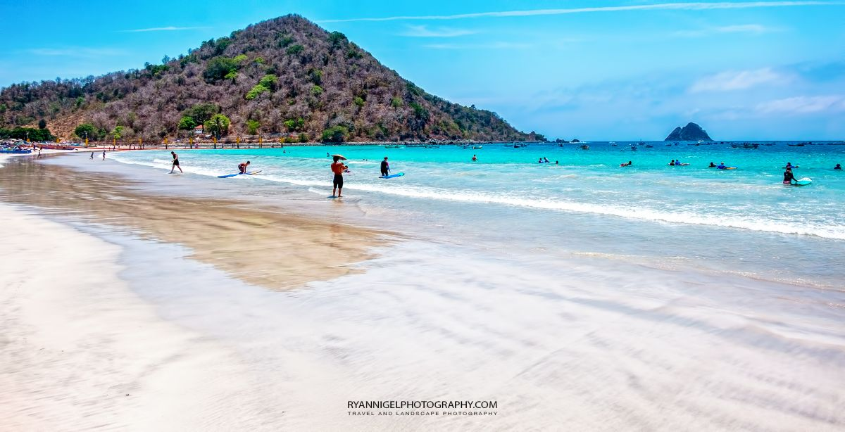 Selong Belanak Beach South Lombok