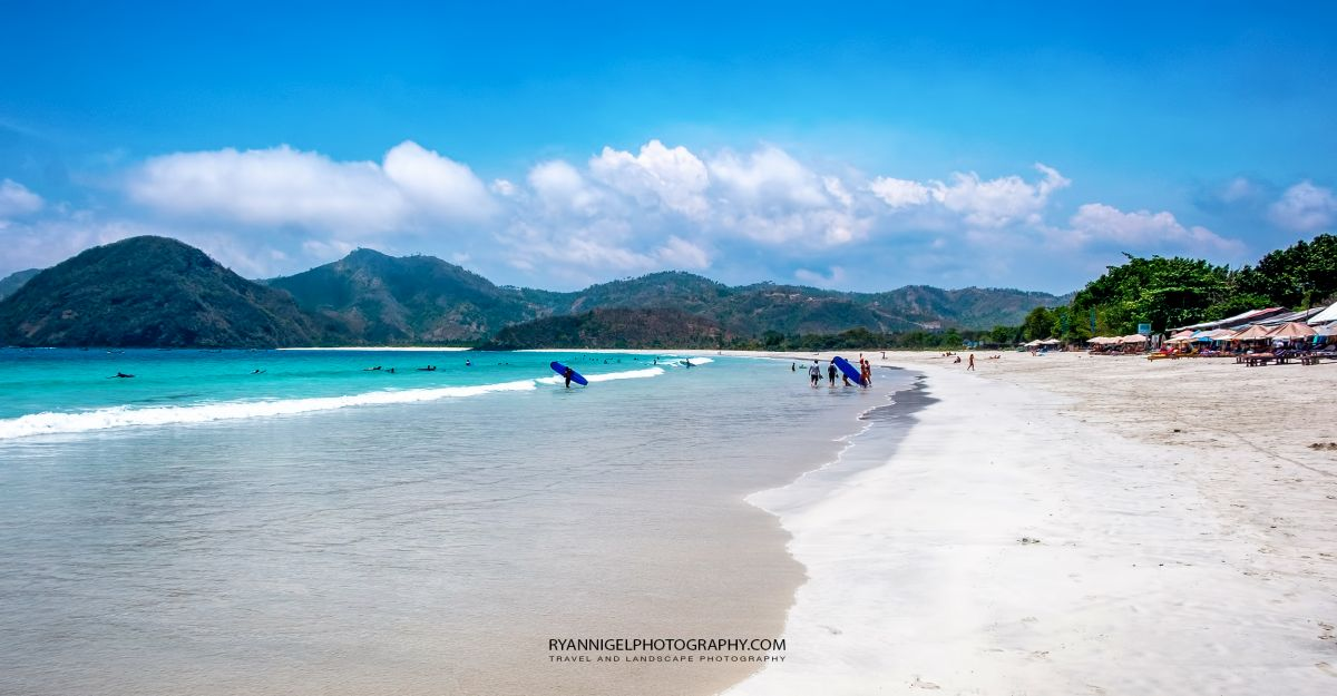 Selong Belanak Beach South Lombok