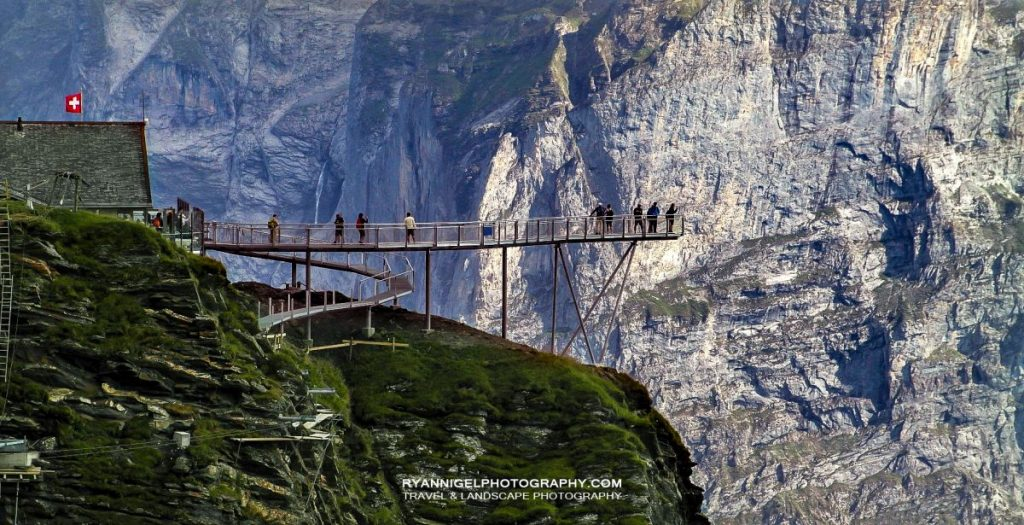 Grindelwald viewing platform