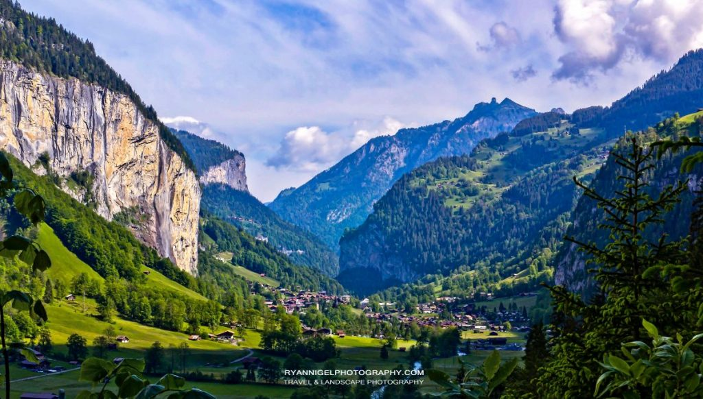 Lauterbrunnen Valley 1