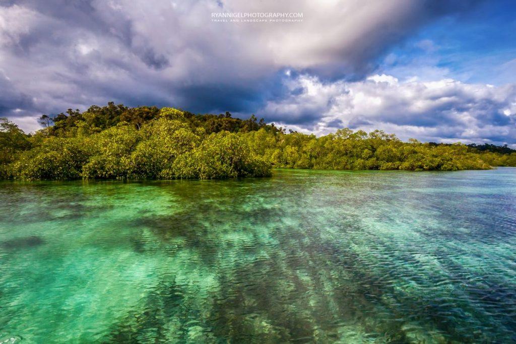mansuar island raja ampat 10