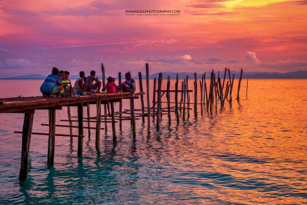 raja ampat sunset kri island 3 warahnus
