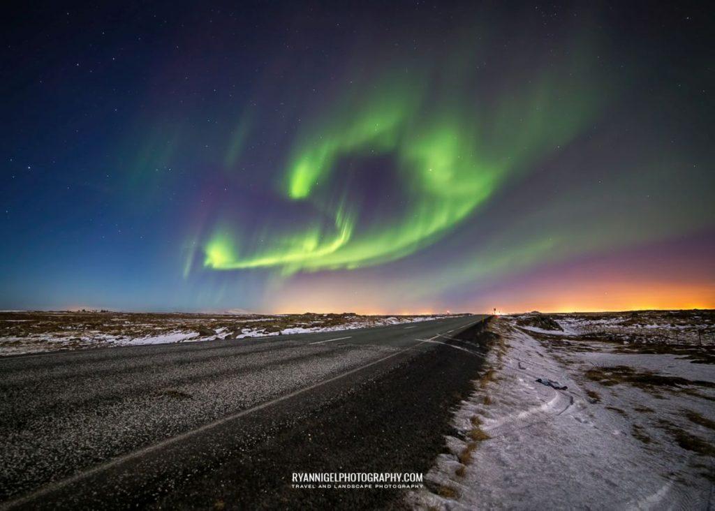 Northern Lights Troms Norway 2