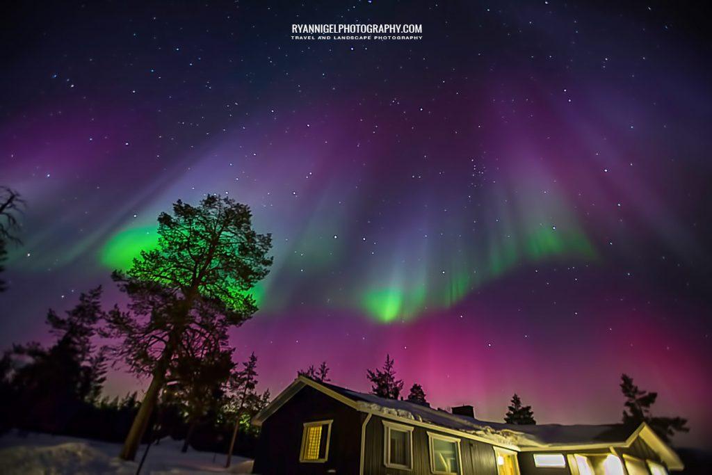 Northern Lights Troms Norway 3