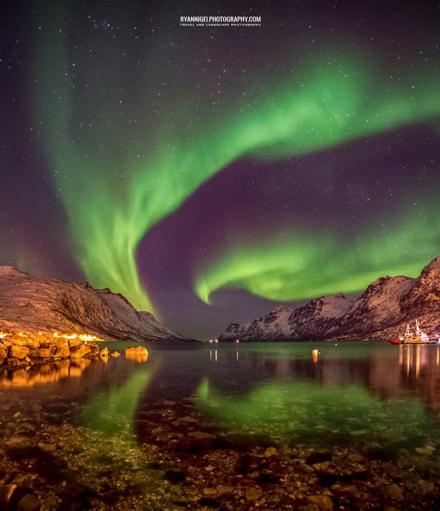 Northern Lights Troms Norway 4