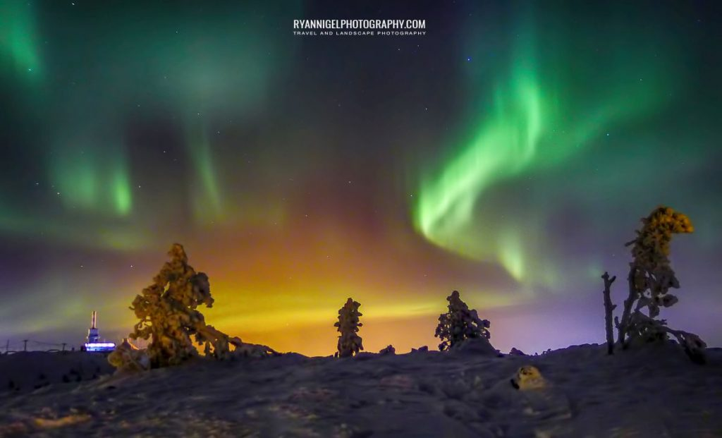 Northern Lights Troms Norway 5